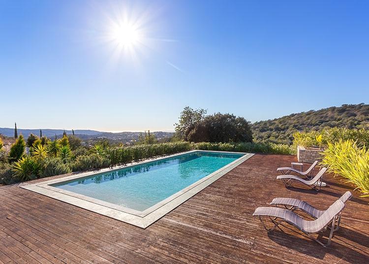 Construction, entretien et rénovation de piscines